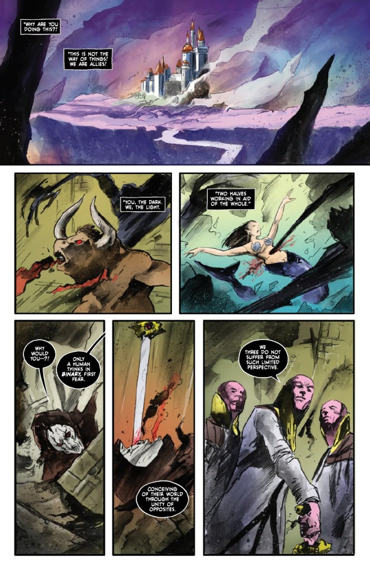 Fearscape #5 review: Narratives