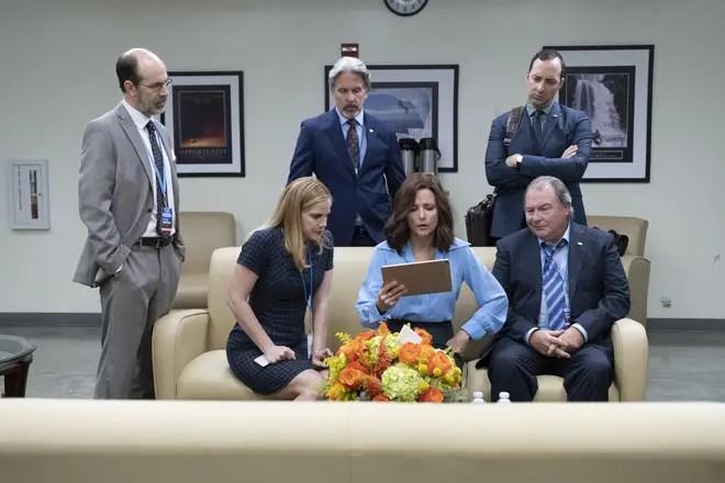 Veep: Season 7, Episode 3 'Pledge' review