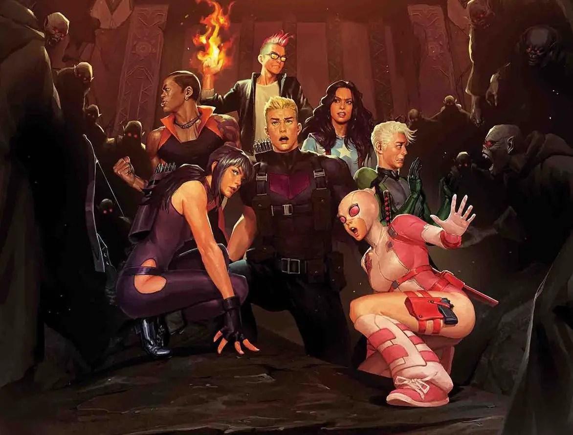 West Coast Avengers #10 Review
