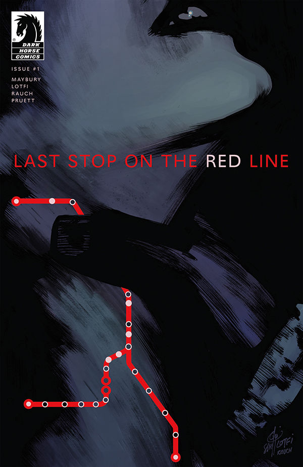 Last Stop on the Red Line #1 Review