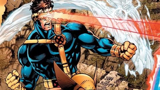 Christopher Markus is a Cyclops fan!