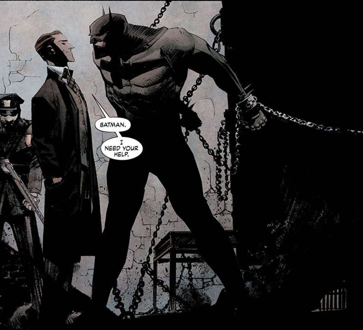 5 reasons you'd be a dope not to buy the Batman: White Knight hardcover