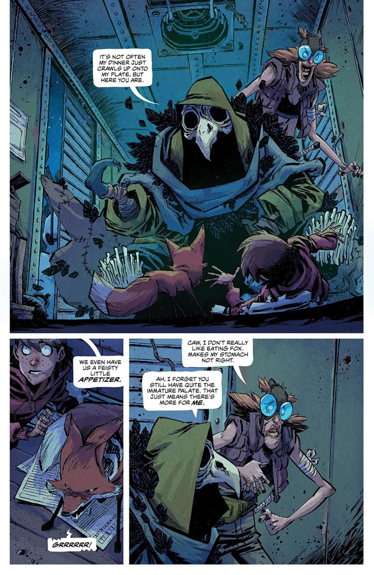 Middlewest Vol. 1 Review