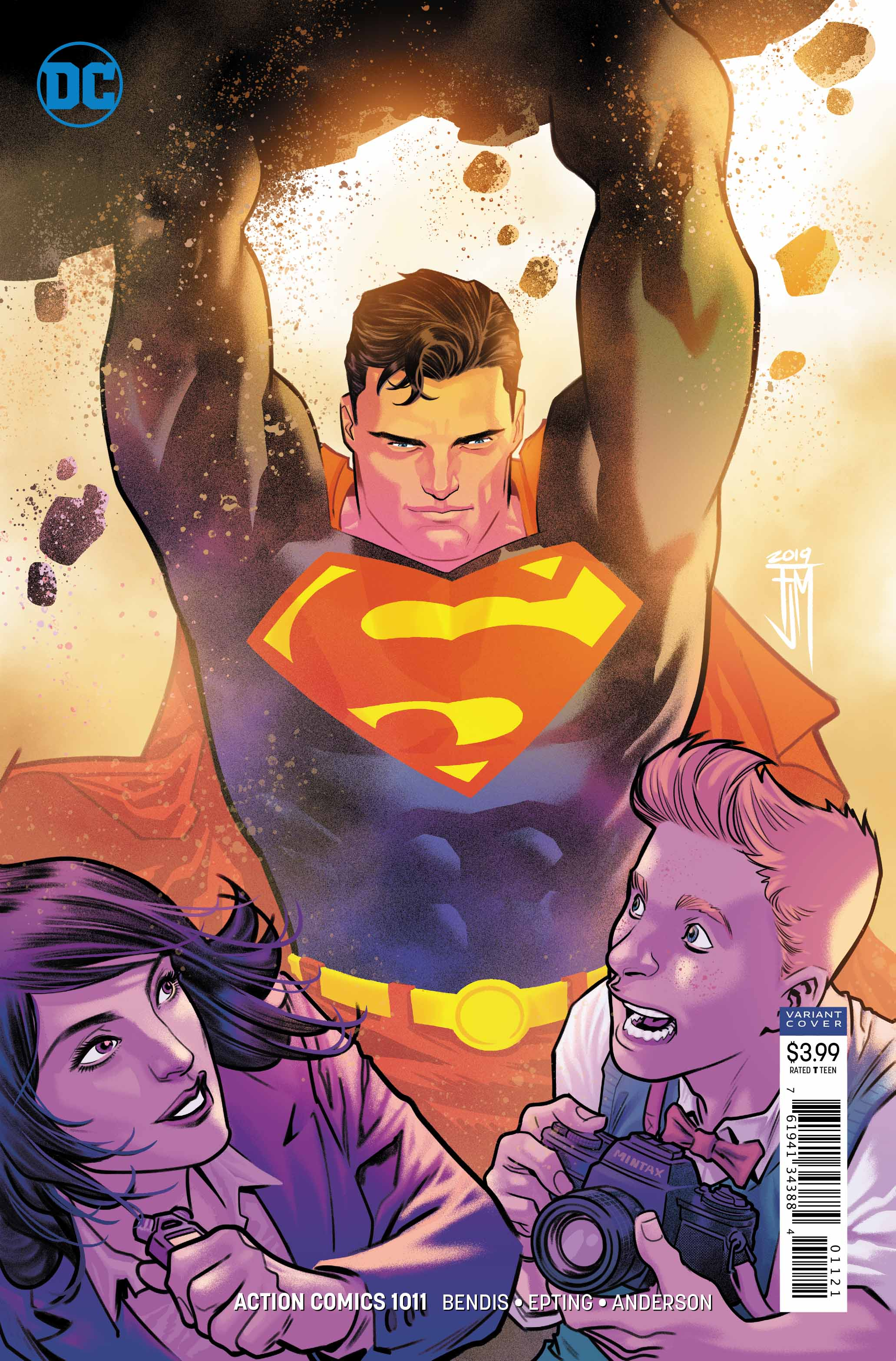 Action Comics #1011 review: Hunters and Guardians