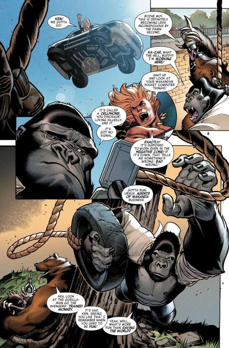 Marvel Preview: Avengers #19