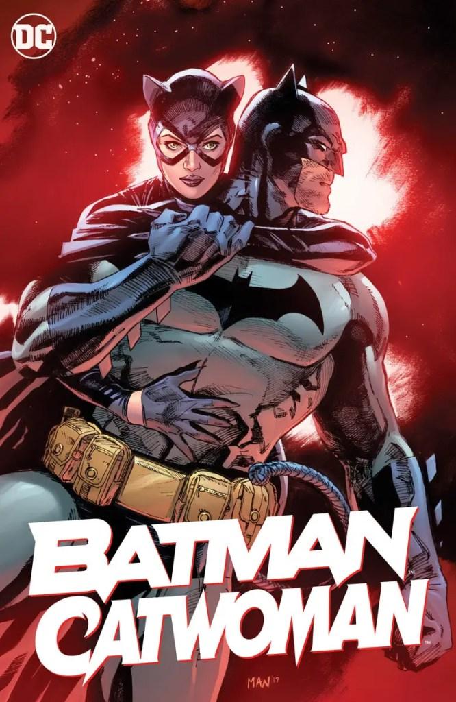 DC announces Batman/Catwoman #1