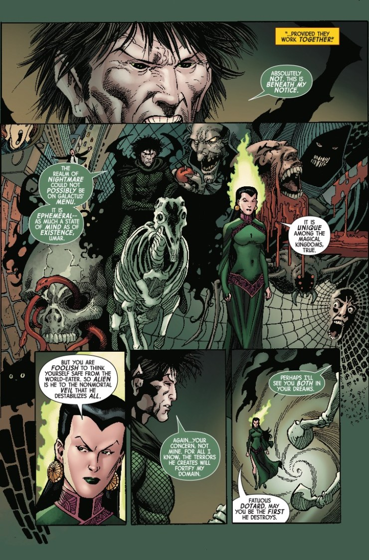 Marvel Preview: Doctor Strange #14