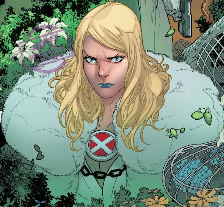 X-Men Monday #12 - Emma Frost