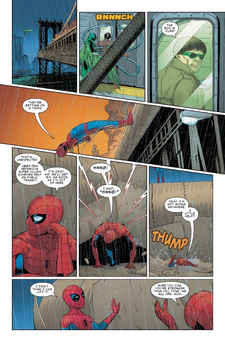 Marvel Preview: Friendly Neighborhood Spider-Man #6