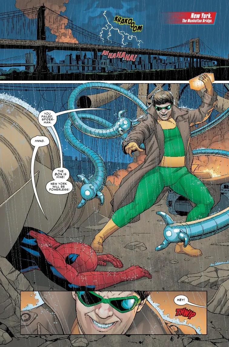 Friendly Neighborhood Spider-Man #6 Review