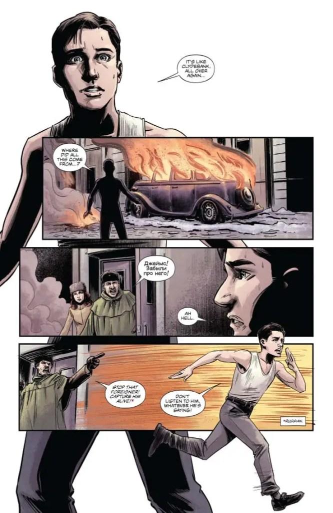 James Bond: Origin #9 Review