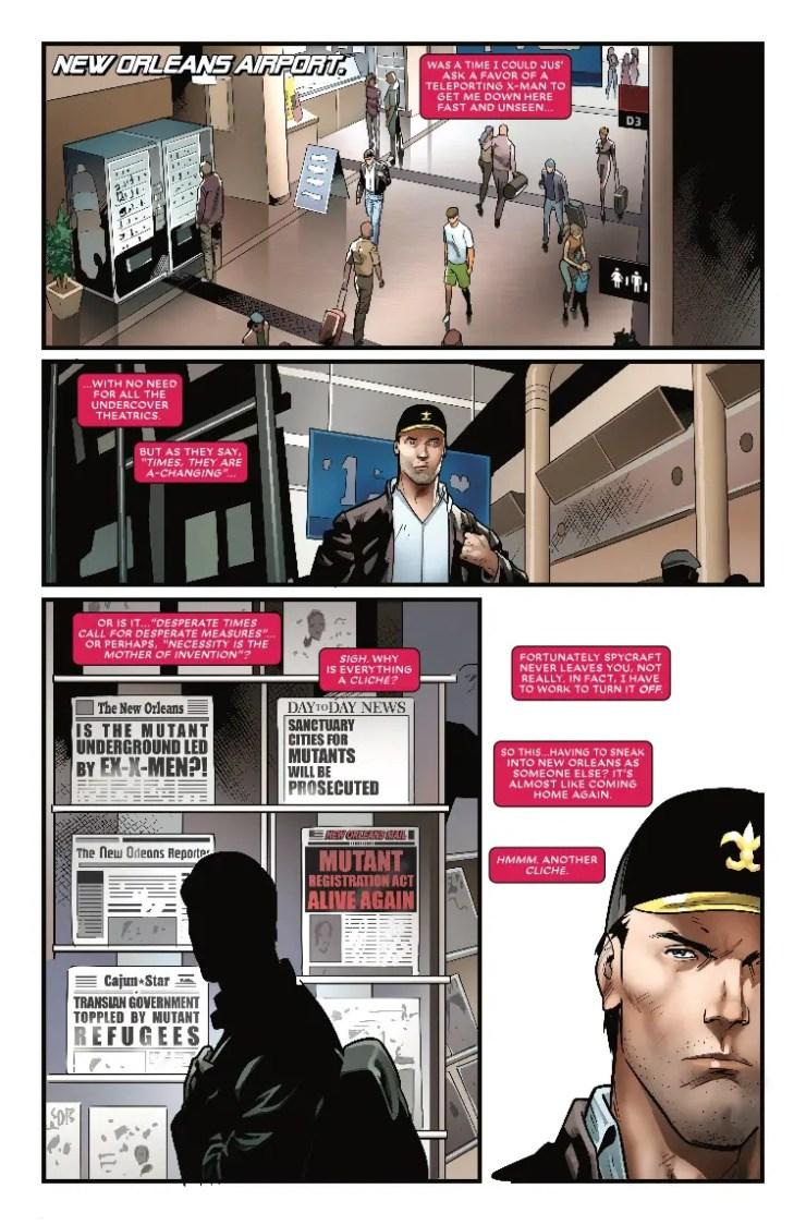 Marvel Preview: Mr. & Mrs. X #11