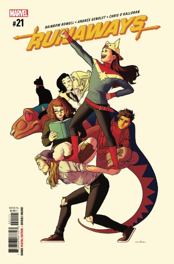 Marvel Preview: Runaways #21