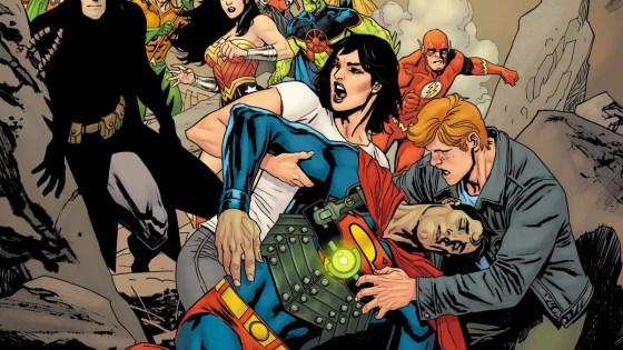Superman: Leviathan Rising #1 review: A Storm Brews