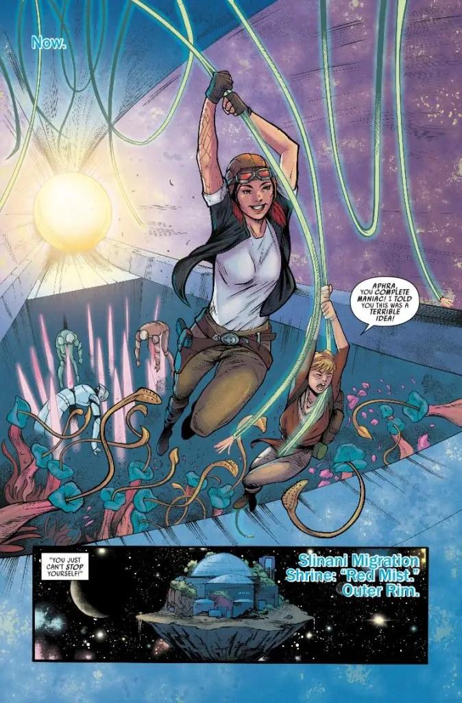 Star Wars: Doctor Aphra Vol. 6: Unspeakable Rebel Superweapon review