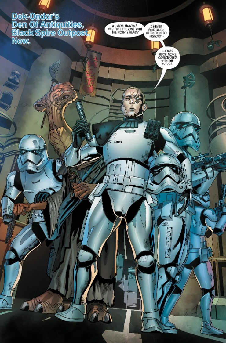 Star Wars: Galaxy's Edge #2 Review
