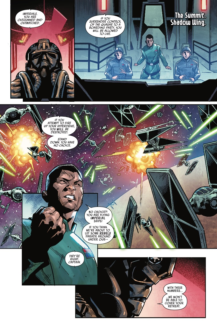 Star Wars: TIE Fighter #2 Review