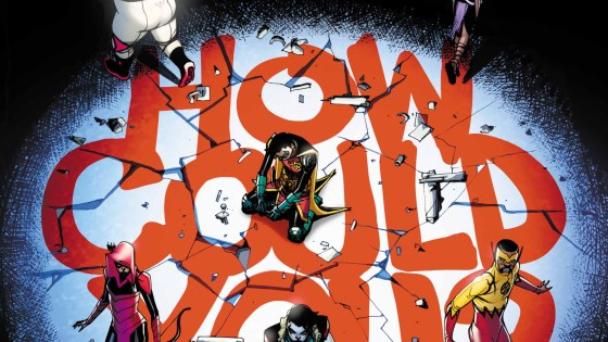 Teen Titans #30 Review