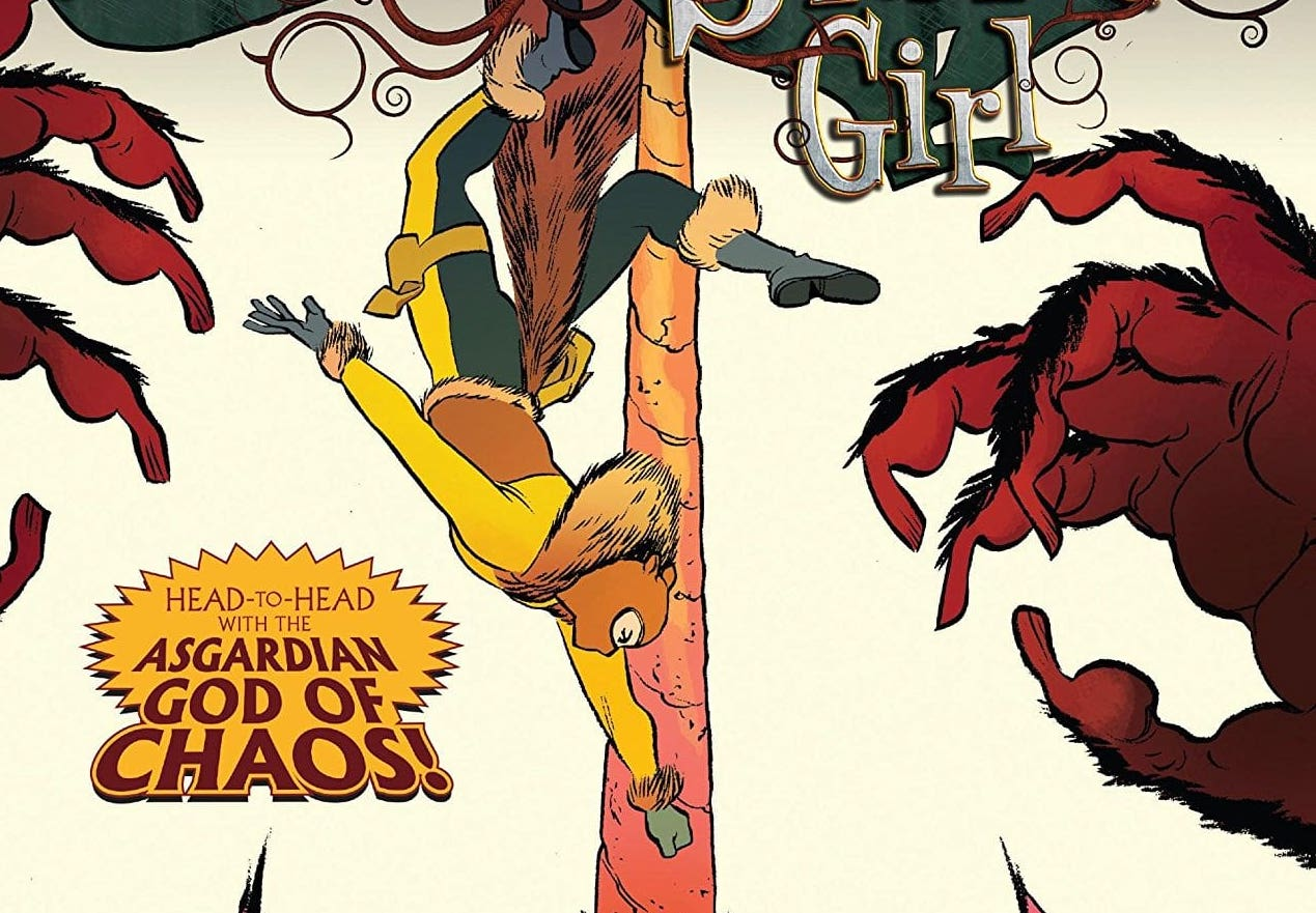 The Unbeatable Squirrel Girl #44 review: Oh Canada