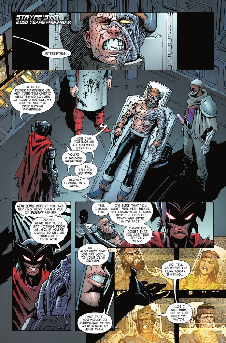 Marvel Preview: X-Force #7