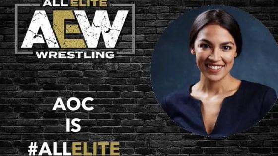 Alexandria Ocasio-Cortez praises Cody Rhodes' remarks on diversity in AEW