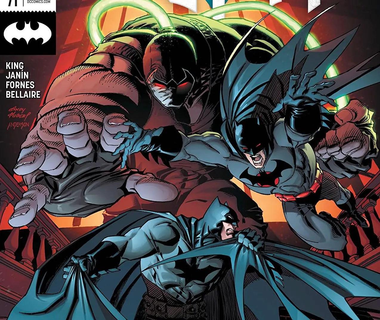 Batman #71 Review