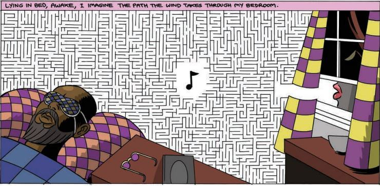 You know you want to try this maze. IDW Publishing