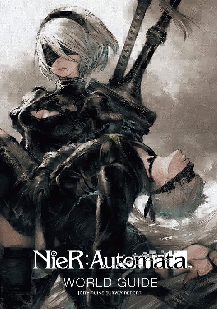 NieR: Automata World Guide Vol. 1 Review