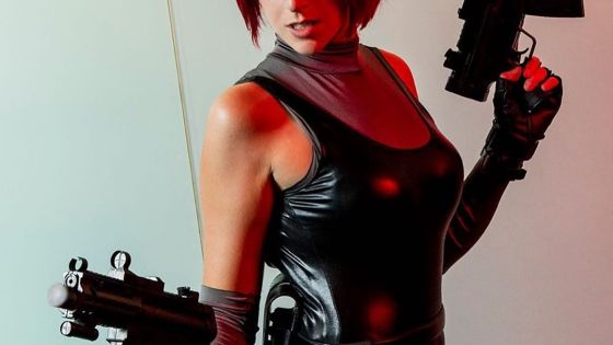 Dino Crisis: Regina cosplay by Sheenah
