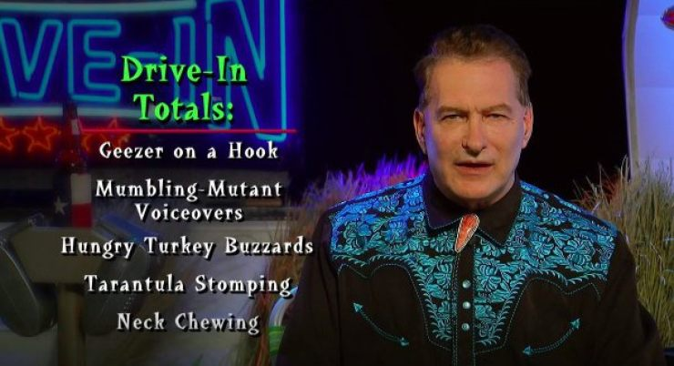 'The Last Drive-In' proves we can still have nice things
