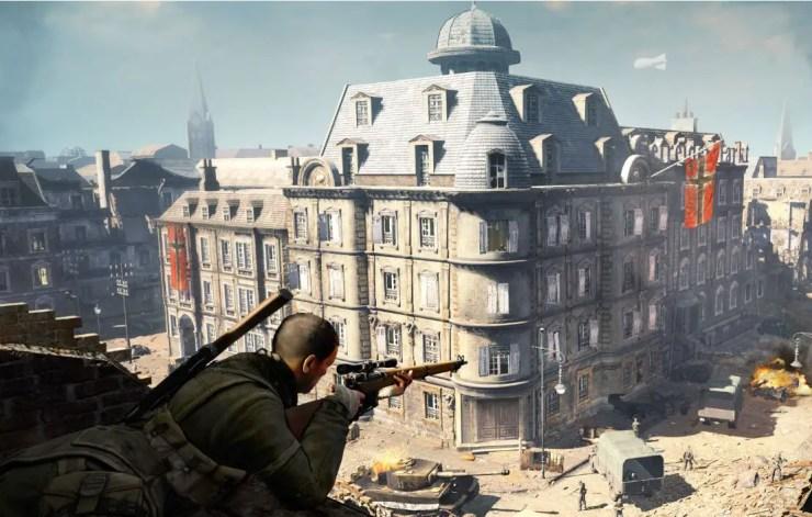 Sniper Elite V2 Remastered (PS4): Brutal kills and mediocre gameplay