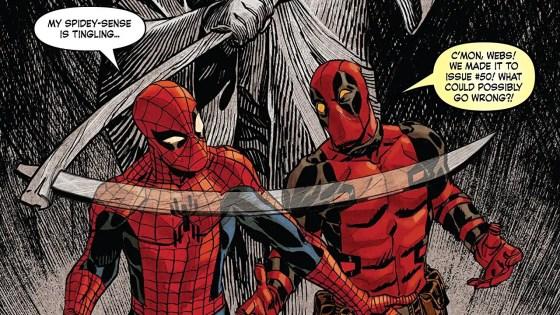 Marvel Preview: Spider-Man/Deadpool #50
