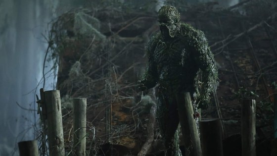 'Swamp Thing' is both excellent and unexpected