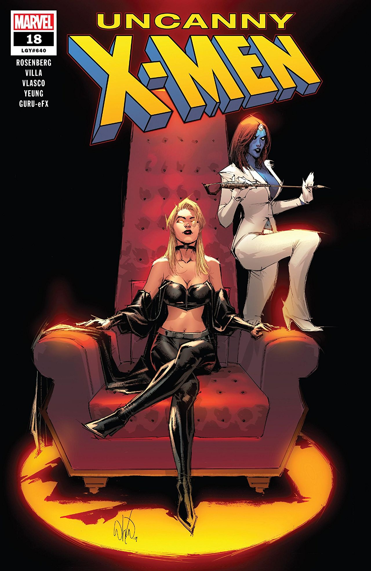 Uncanny X-Men #18 review: Too much to take in