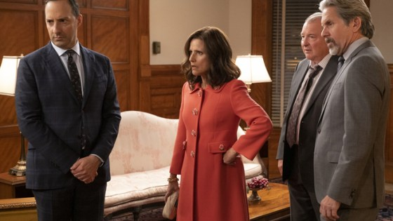 Veep Season 7 Episode 6: 'Oslo' Review