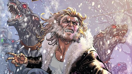 Sabretooth is back to his bloodthirsty ways.