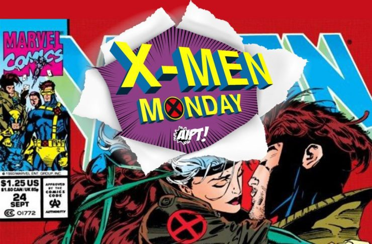 It's everything you always wanted to know about X-Men romance* (*but were afraid to ask).