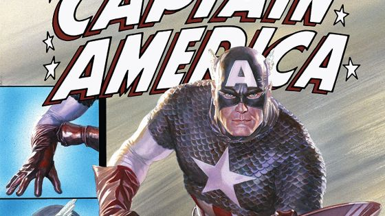 Get a taste of every version of Captain America...ever!