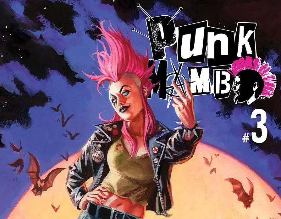 Punk Mambo #3 Review