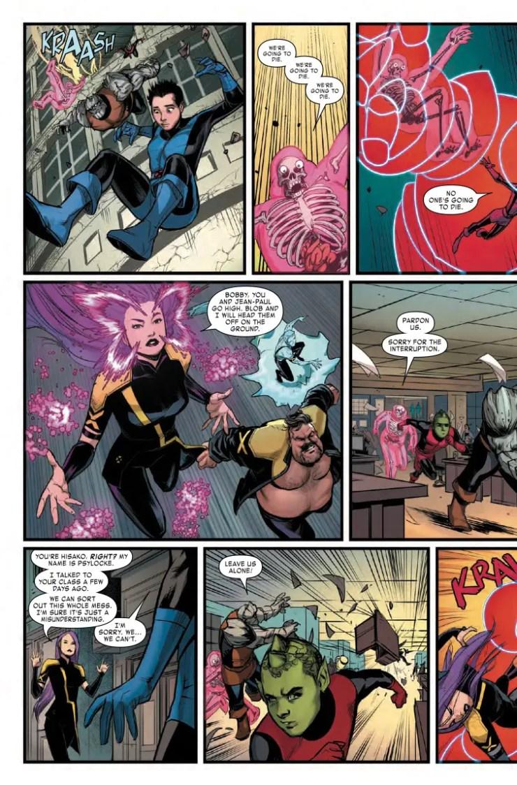 Marvel Preview: Age Of X-Man: NextGen #5