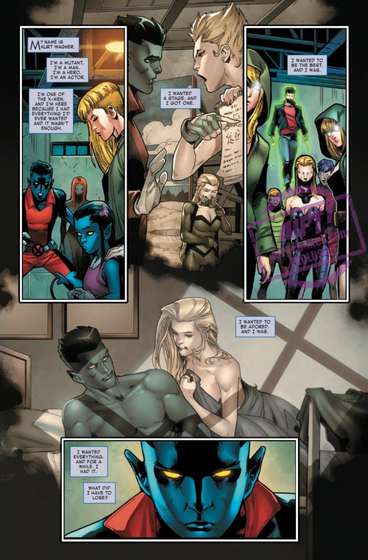 EXCLUSIVE Marvel Preview: Age Of X-Man: The Amazing Nightcrawler #5