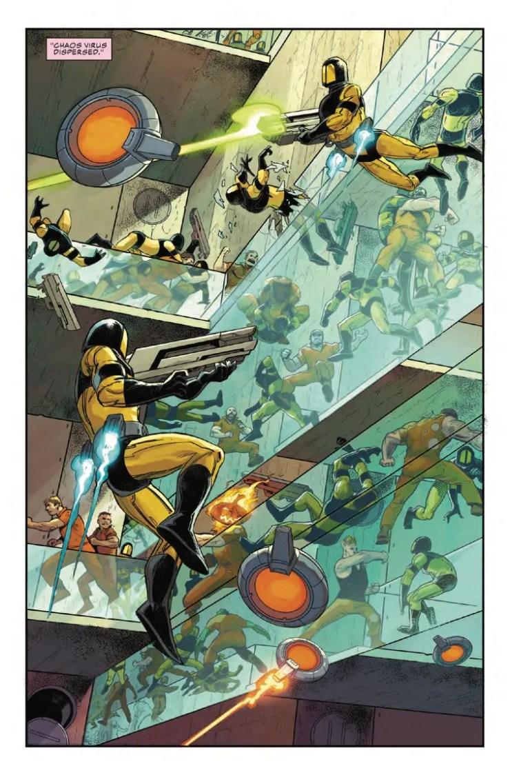 Marvel Preview: Captain America #11
