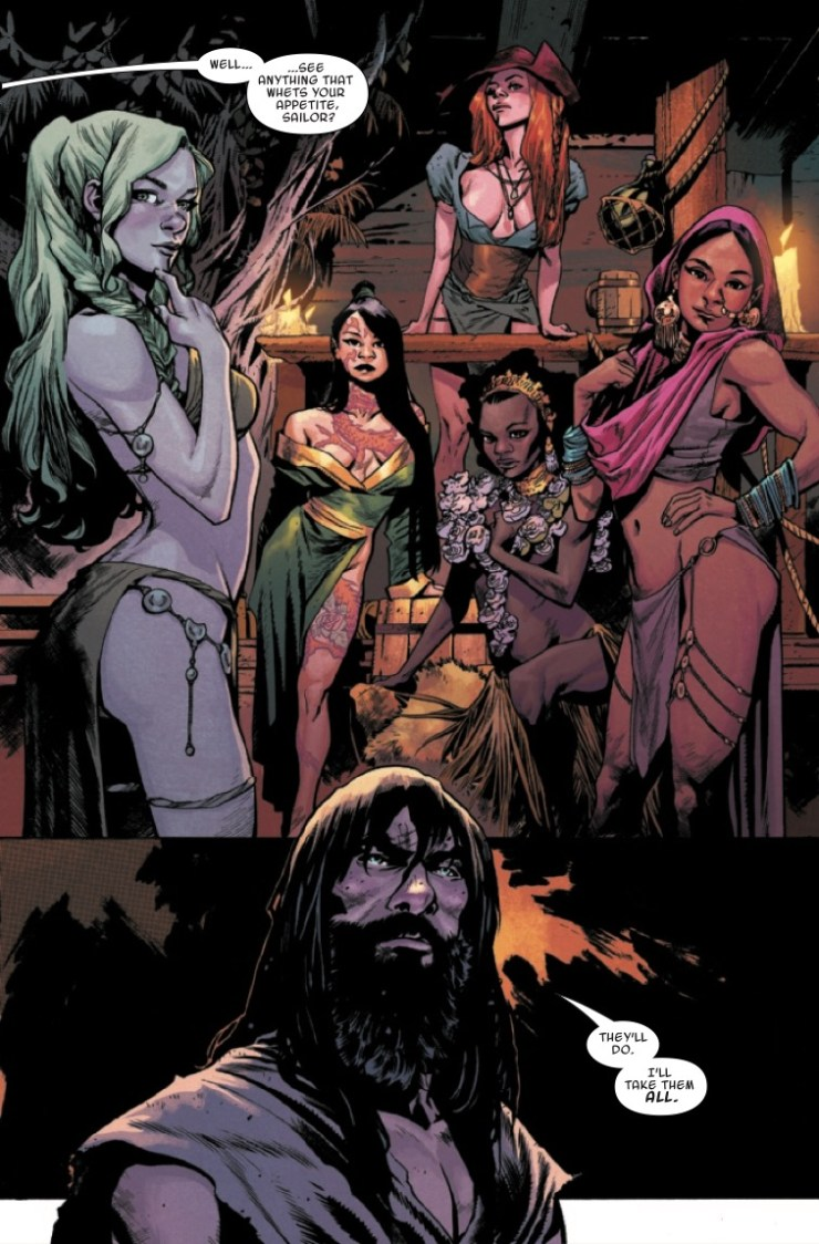 Marvel Preview: Conan The Barbarian #7