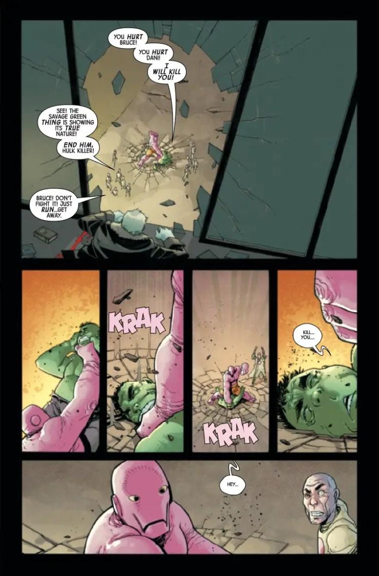 Marvel Preview: Dead Man Logan #9