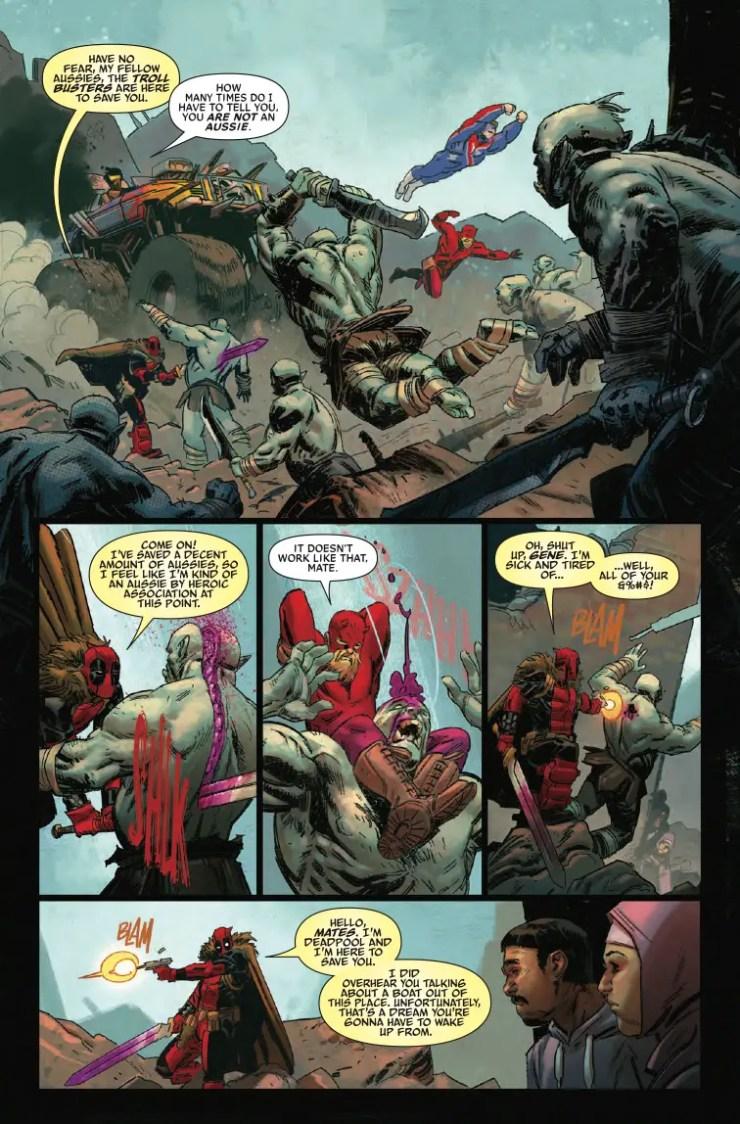 Marvel Preview: Deadpool #14