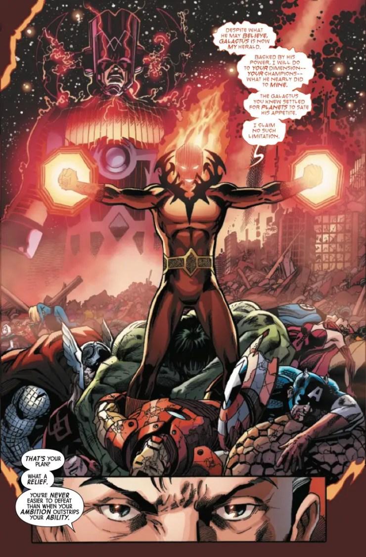 Marvel Preview: Doctor Strange #15