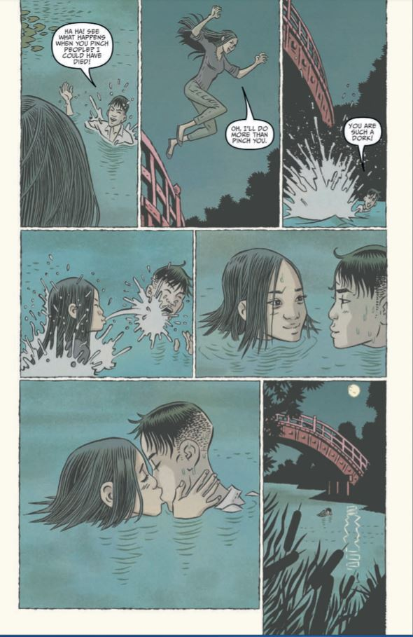 Ghost Tree #3 Review: Regret