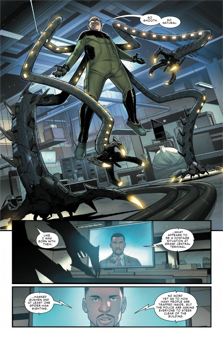 Marvel's Spider-Man: City At War #4 Review