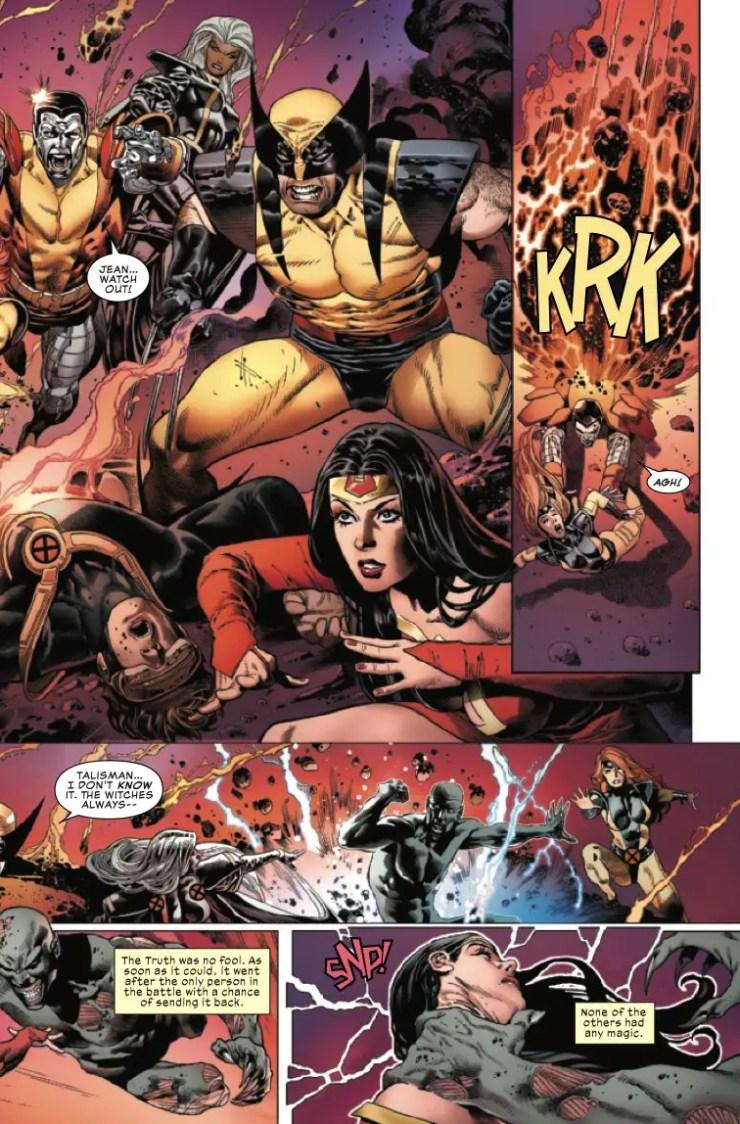 Marvel Preview: Marvel Comics Presents #6