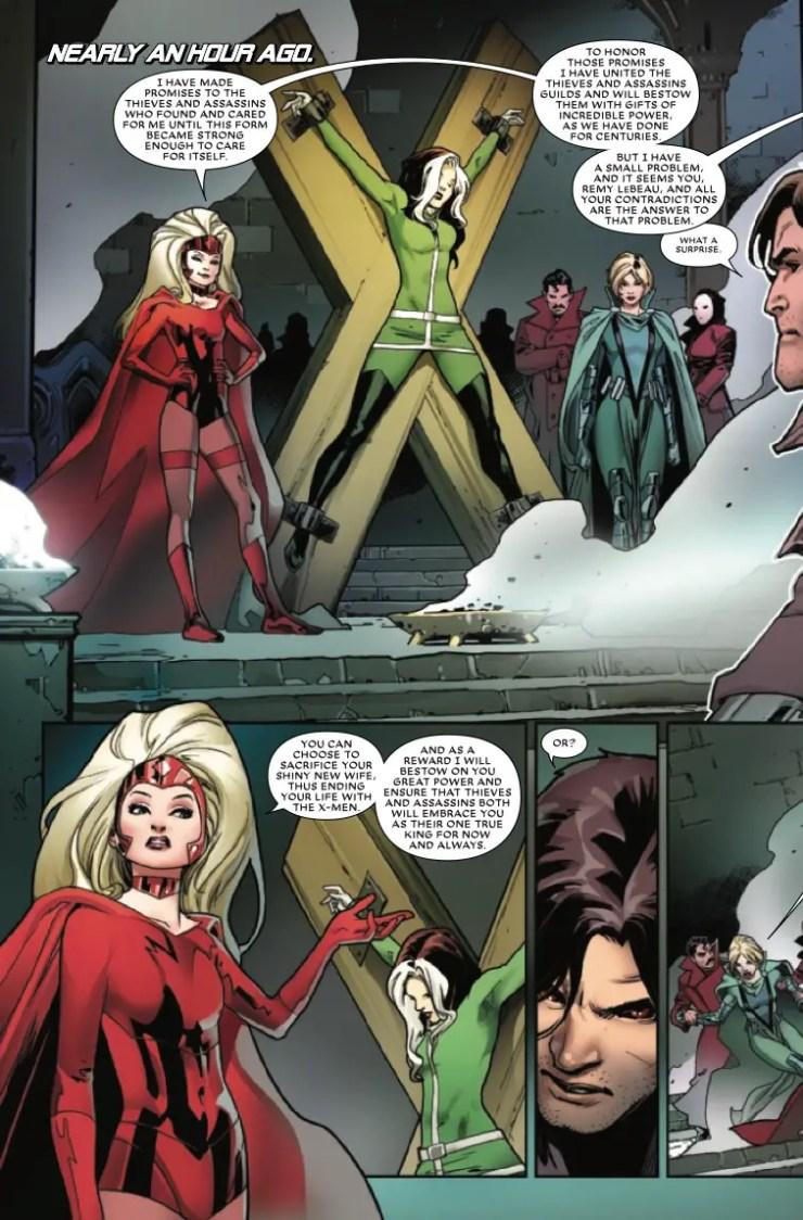 Marvel Preview: Mr. & Mrs. X #12